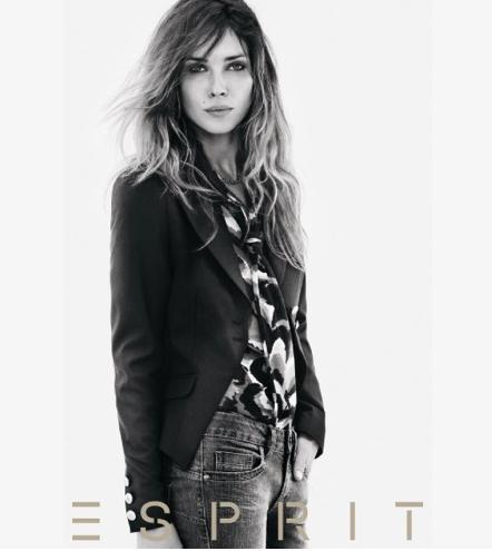 Erin Wasson para Esprit campaña primavera- verano 2012