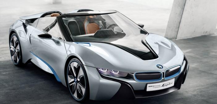Concept Original BMW i8 Spyder