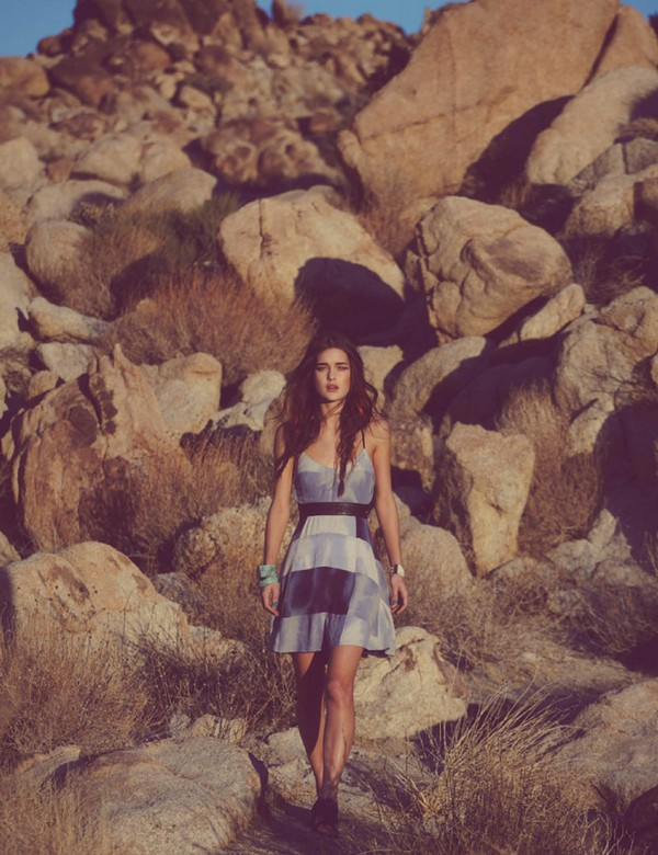 Free People- The festival lookbook- Desert beauties