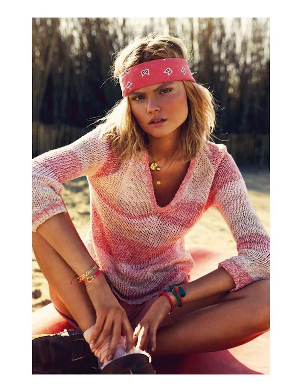 Magdalena Frackowiak para Vogue Paris