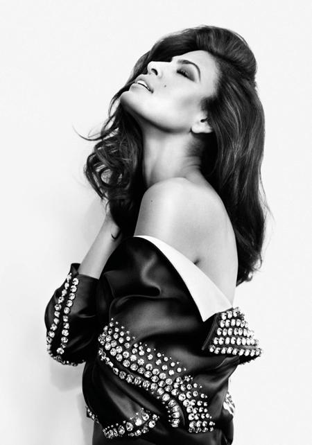 Eva Mendes para Marie Claire UK