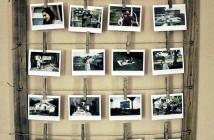 12 originales ideas para decorar con fotografías