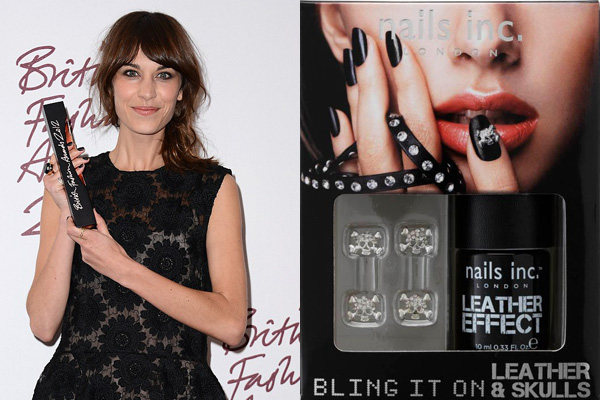 alexa-chung-leather-nails-2