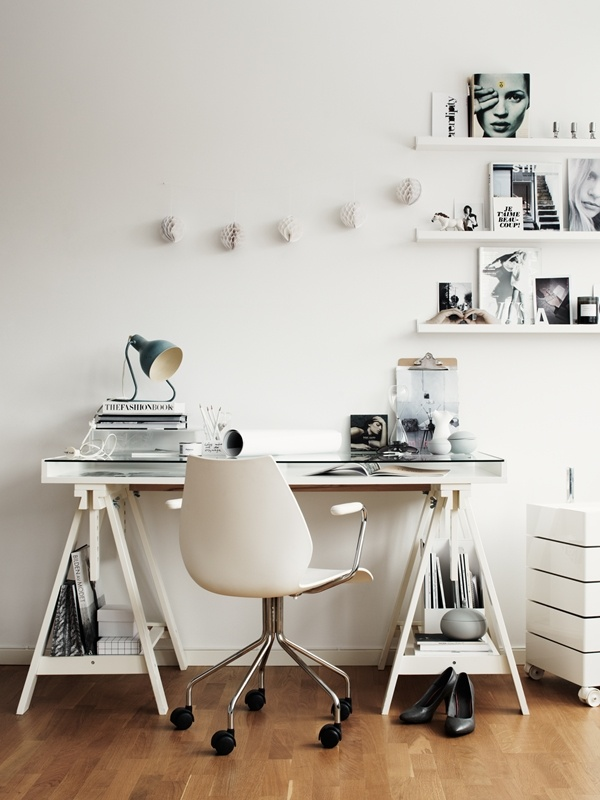 Ideas para decorar espacios de trabajo