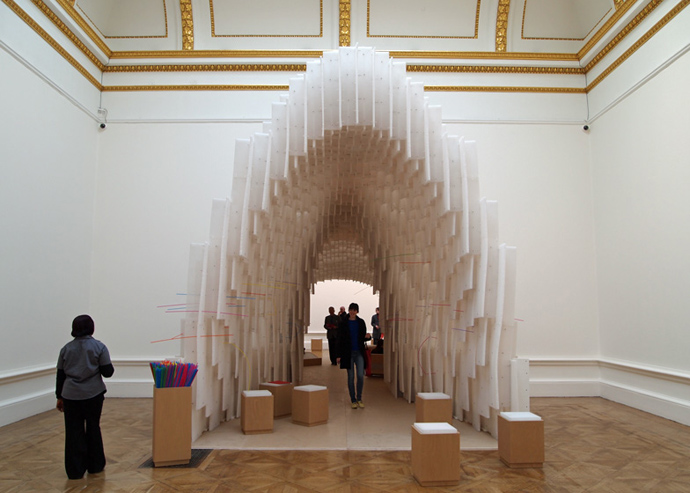 Sensing Spaces: Architecture Reimagined, Royal Academy