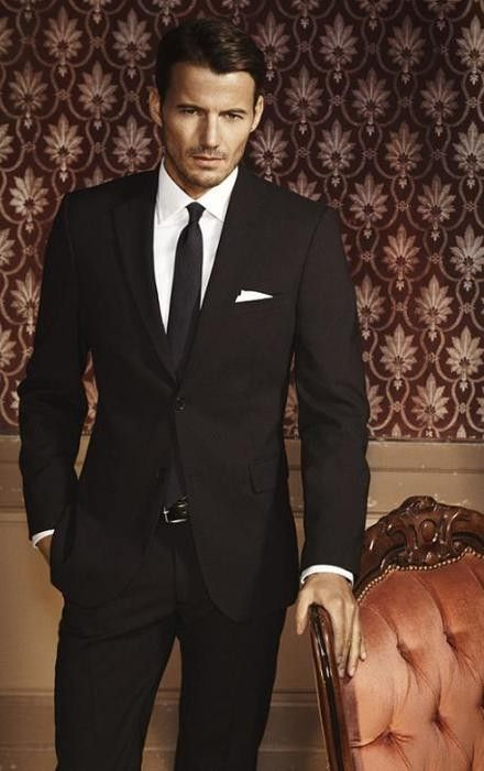 I Love Men In Suits