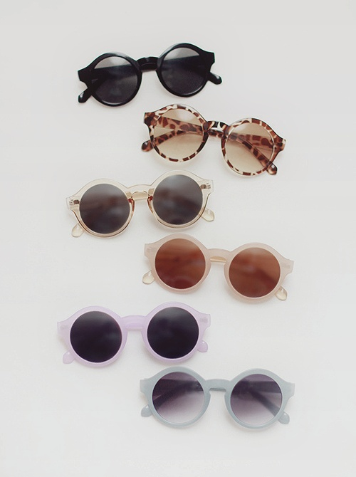 Sunglasses obsession