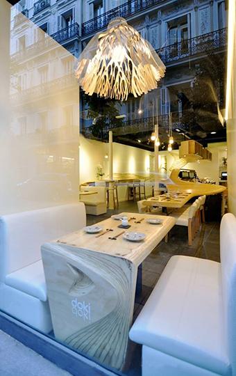 Restaurante japonés DokiDoki