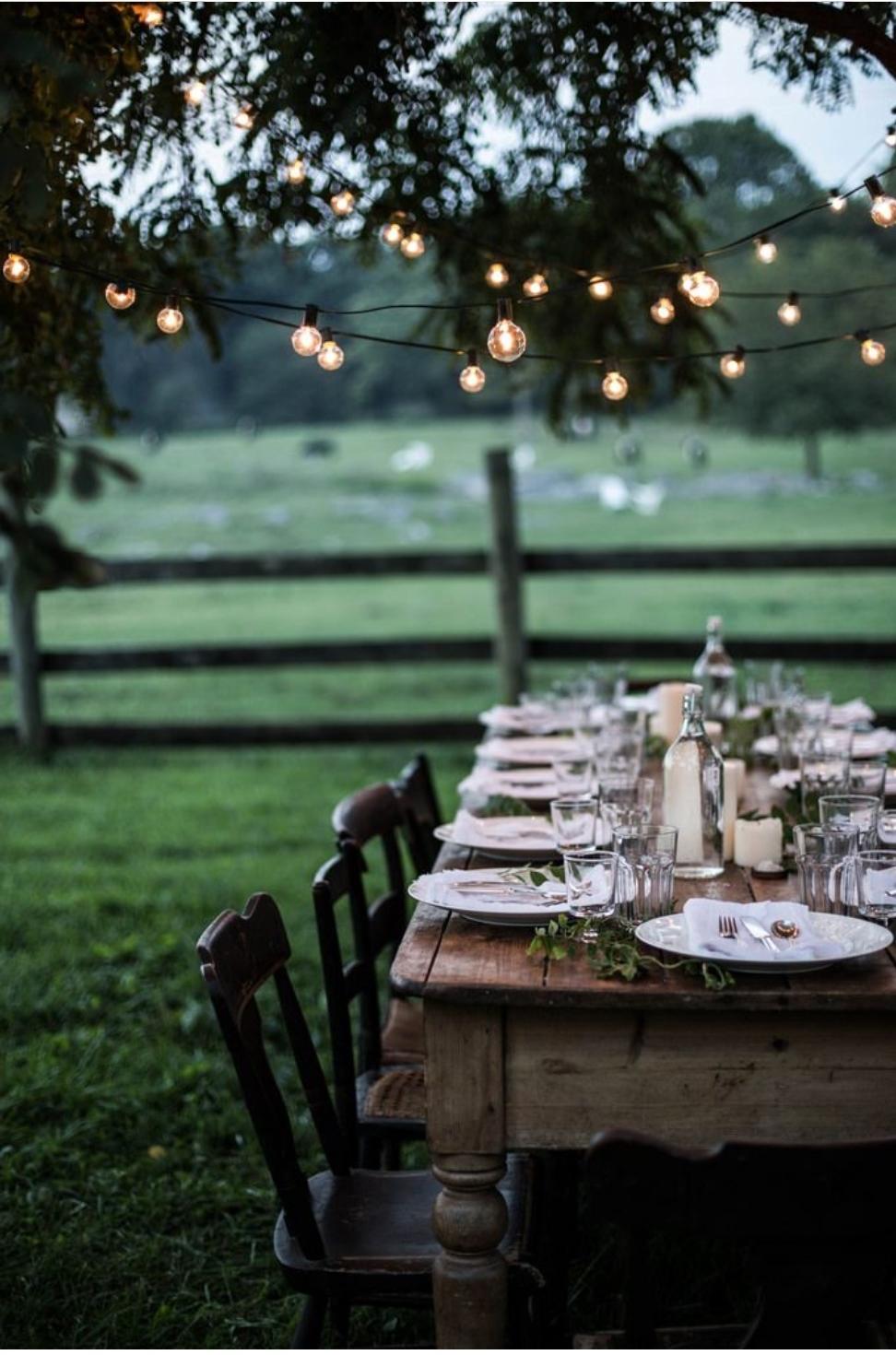 Ideas para vestir la mesa