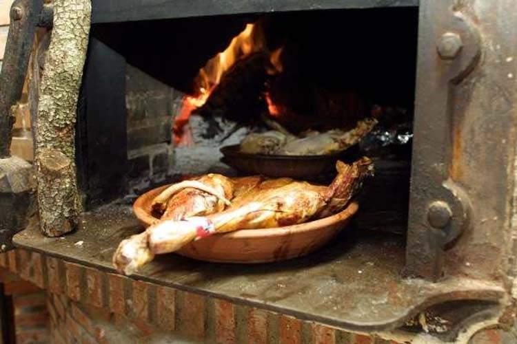 La Porticada restaurante Segovia