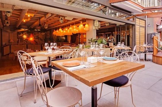 Los 5 restaurantes m s cool de madrid tendencia cool Marieta restaurante madrid