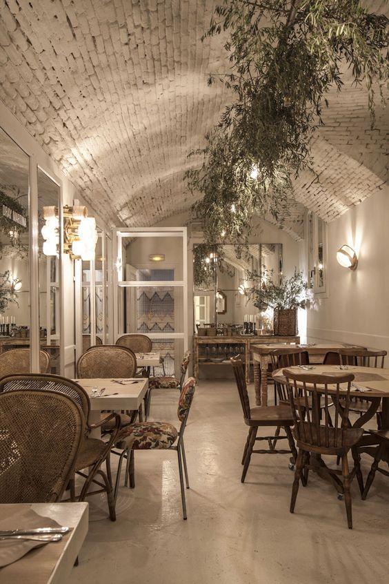 Dray Martina restaurante Madrid