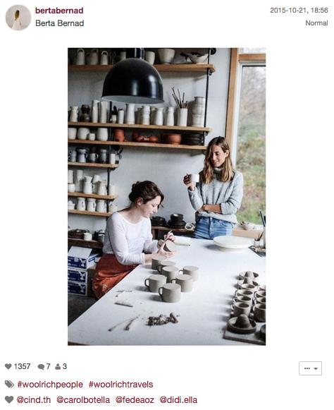 Berta Bernad 10 bloggers españolas que tienes que seguir en Instagram