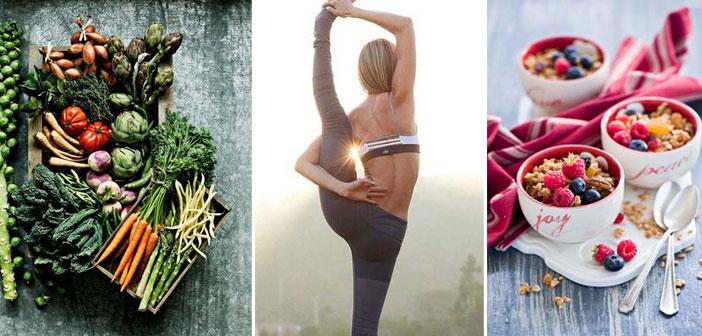 10 reglas para comer sano