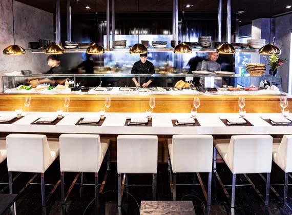 99 Sushi Bar 7 Restaurantes japoneses en Madrid que sirven el mejor sushi