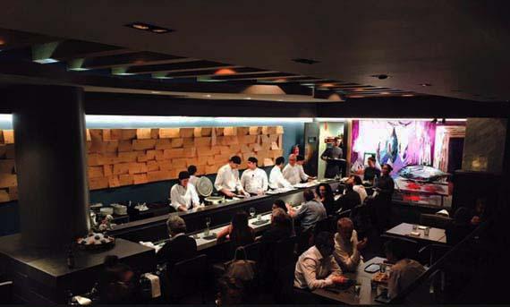 Kabuki Wellington 7 Restaurantes japoneses en Madrid que sirven el mejor sushi