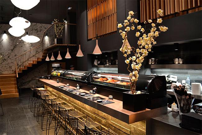 kabuki 7 Restaurantes japoneses en Madrid que sirven el mejor sushi