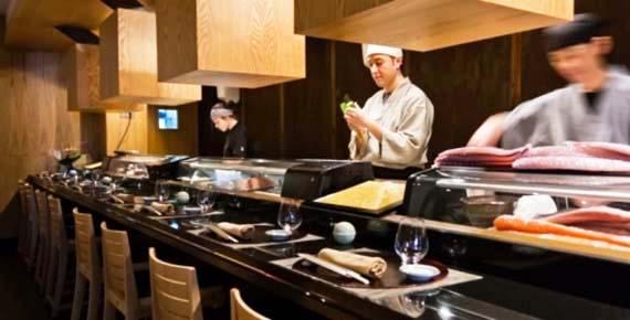 Miyama Castellana 7 Restaurantes japoneses en Madrid que sirven el mejor sushi