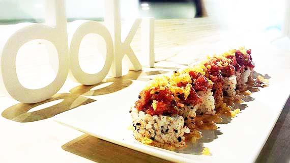 Doki Doki 7 Restaurantes japoneses en Madrid que sirven el mejor sushi
