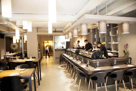 Kena 7 Restaurantes japoneses en Madrid que sirven el mejor sushi