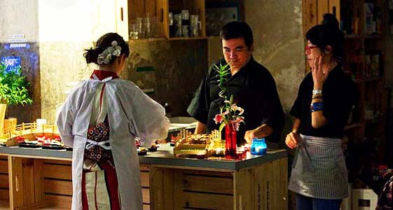 Yokaloka 7 Restaurantes japoneses en Madrid que sirven el mejor sushi