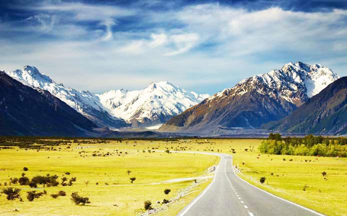 Nueva Zelanda Los 10 viajes que debes hacer alguna vez en tu vida