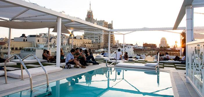 Las 24 terrazas más cool de Madrid