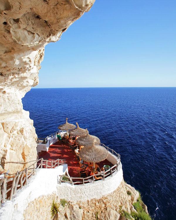 Cova d'en Xoroi Menorca