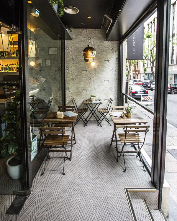 Restaurante El Escondite de Villanueva Madrid