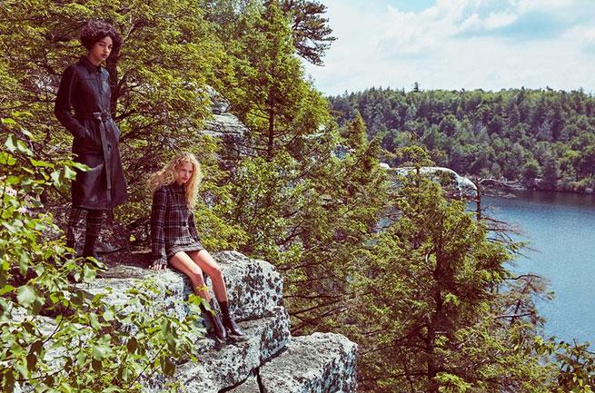 Zara campaña, colección otoño 2016- 2017