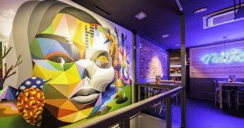 ¡Wow, fusión de sabores en MITTE! Restaurante Chueca, Madrid.