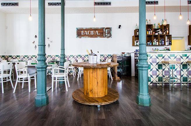 Bacira Los mejores restaurantes de cocina fusión en Madrid