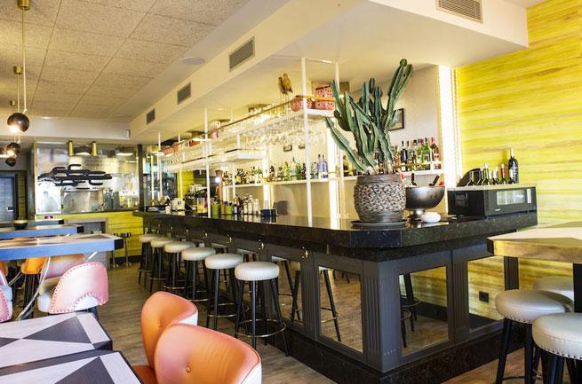 Comala Los mejores restaurantes de cocina fusión en Madrid