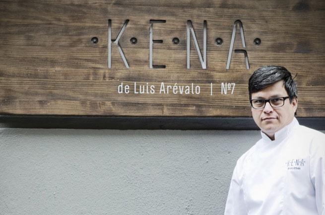 Kena Los mejores restaurantes de cocina fusión en Madrid