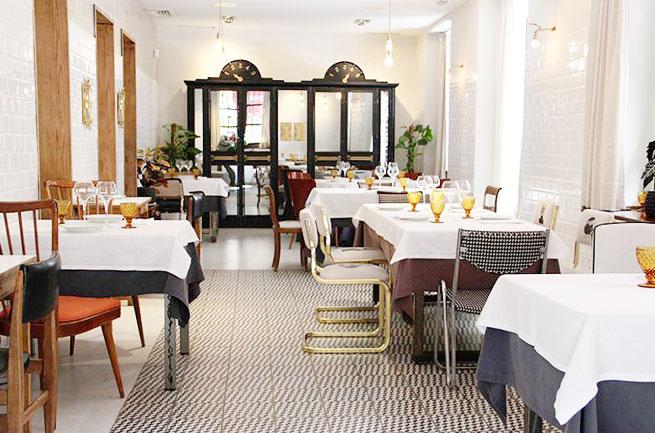 La Candela Resto Los mejores restaurantes de cocina fusión en Madrid
