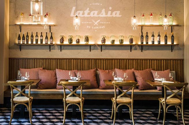 Latasia Los mejores restaurantes de cocina fusión en Madrid
