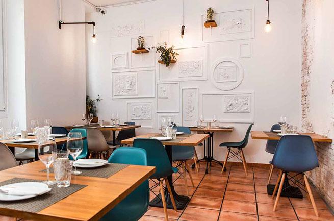 Ronda 14 Los mejores restaurantes de cocina fusión en Madrid