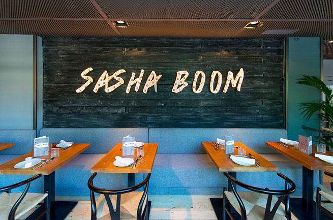 Sasha Boom Los mejores restaurantes de cocina fusión en Madrid