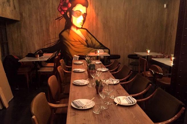 Noname Bar Los mejores restaurantes de cocina fusión en Madrid