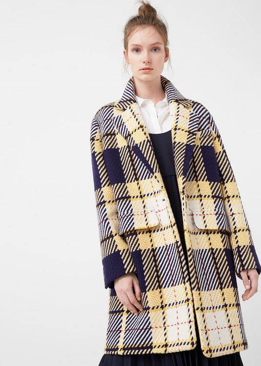 abrigo-cuadros-mango