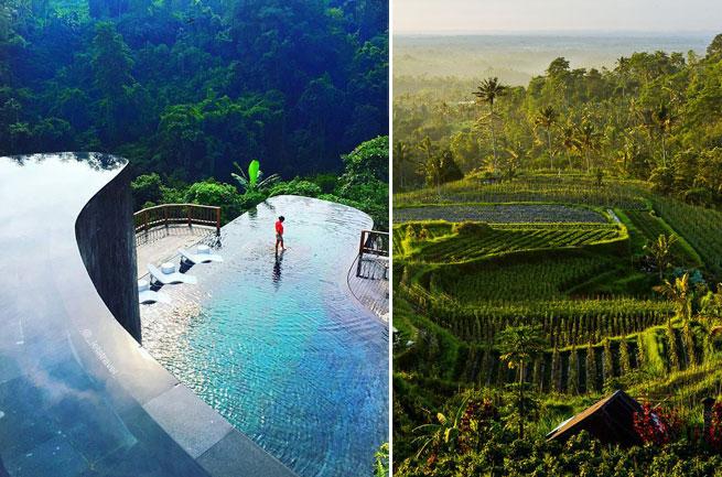 DESTINOS de moda que visitar en 2017 Bali