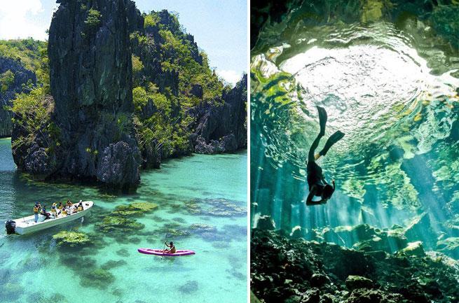 DESTINOS de moda que visitar en 2017 Filipinas