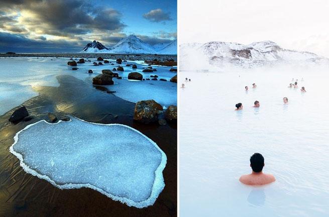 DESTINOS de moda que visitar en 2017 Islandia