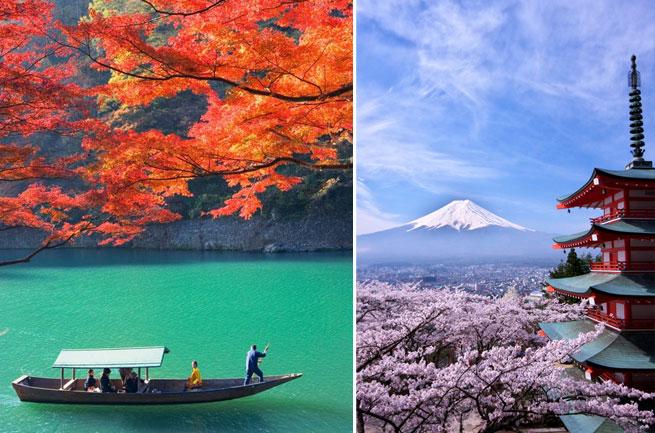 DESTINOS de moda que visitar en 2017 Japón