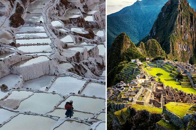 DESTINOS de moda que visitar en 2017 Perú