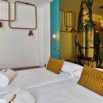 Un paseo por el hotel más rockero de IBIZA Santos Dorado de Ibiza