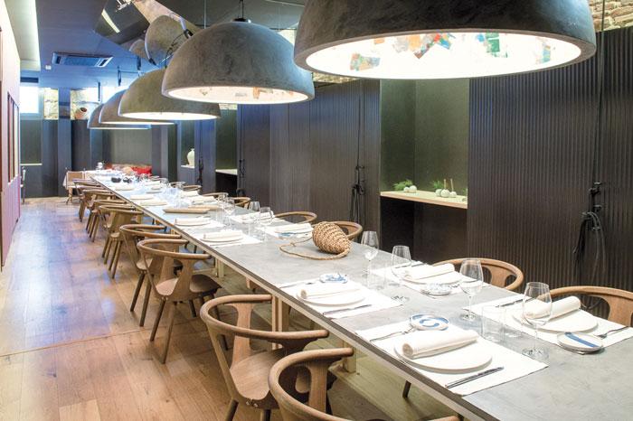 5 nuevas aperturas de restaurantes cool en Madrid para 2017 restaurante Adunia