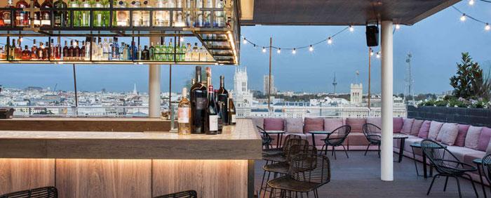 5 nuevos RESTAURANTES muy cool en Madrid para 2017 Restaurante Casa Suecia