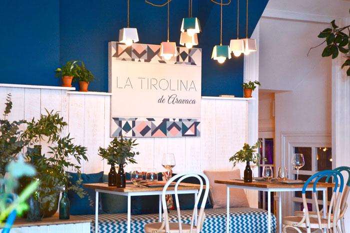 5 nuevas aperturas de restaurantes cool en Madrid para 2017 Restaurante La Tirolina de Aravaca