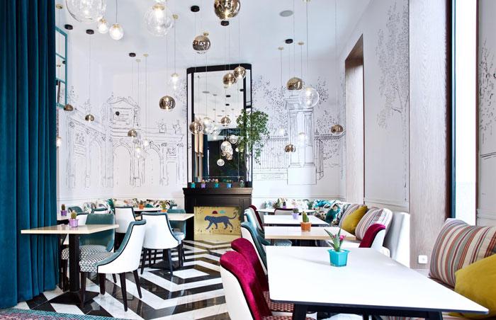 5 nuevas aperturas de restaurantes cool en Madrid para 2017 Restaurante Puerta de Alcalá